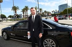 Actor Liev Schreiber attends the 66th Annual Primetime Emmy Awards held at the Nokia Theatre L.A. Live   Red Carpet Report Producer, jd on train to the 66th Primetime Emmy Awards  Before the Celebrities arriving at the 66th Emmy Awards hit the Red Carpet... #Chauffeur #Transportation #Audi #Photos #Emmys http://www.redcarpetreporttv.com/2014/08/26/before-the-celebrities-arriving-at-the-66th-emmy-awards-hit-the-red-carpet-chauffeur-transportation-audi-photos/