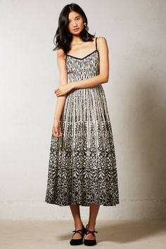 Tessitura Dress - anthropologie.com