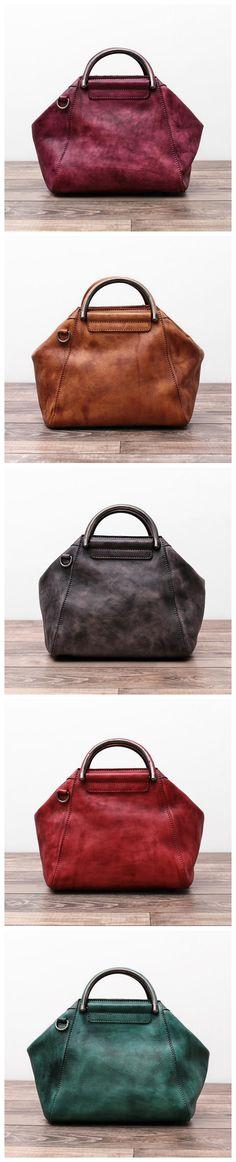 Women's Fashion Leather Handbag Messenger Bag Shoulder Bag Cross Body Bag WF52