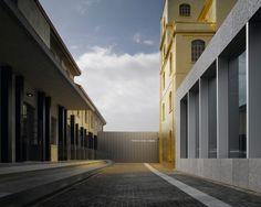 Eröffnung der Fondazione Prada in Mailand / Time to be bold - Architektur und Architekten - News / Meldungen / Nachrichten - BauNetz.de