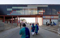 Alexandra Interpretation Centre / Peter Rich Architects