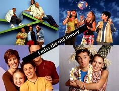 Well I miss CLASSIC Disney: The Famous Jett Jackson, So Weird, Lizzie McGuire, Even Stevens, Kim Possible... heck even Mickey Mouse Clubhouse!