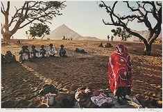 As the Sun Rises, Rajasthan-Raghu  Rai