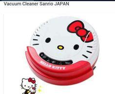 Kitty vacuum cleaner