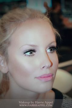 I met and applied makeup on this girl at one of the makeup event and I said I will send her this photo. Unfortunately I lost the contact number of this girl. Do you know her?