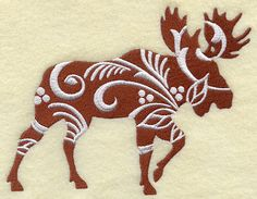 Machine Embroidery Designs at Embroidery Library! - Color Change - X8904