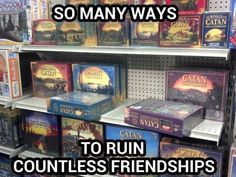 THE DESTRUCTION OF FRIENDSHIPS!   19 Pictures That Are Too Real For People Who Play Settlers Of Catan