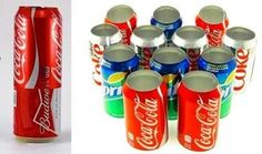 Carefully cut up empty soda cans to disguise your beer cans. | 33 DIY Ways To Have The Best Summer Ever