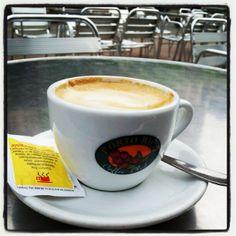 Porto Rico Coffee Club en Hospitalet de Llobregat, Cataluña