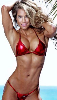 Health & Fitness Coach - See Photos of Jennifer Nicole Lee Jennifer Nicole Lee, Love Fitness, Muscle Girls, Fit Chicks, Perfect Body, Bikini Girls, Fitness Inspiration, Fit Women, String Bikinis