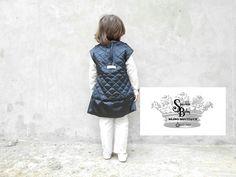 'Elegant Tailored Junior Padded Lace Dress' (Back) Dress Backs, Lace Dress, Overalls, Minimalist, Vest, Elegant, Pants, Jackets, Collection
