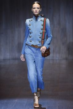 LOOK | 2015 SS MILAN COLLECTION | GUCCI | COLLECTION | WWD JAPAN.COM