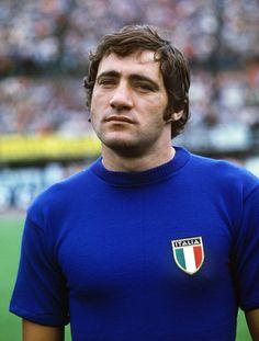 Giorgio Chinaglia in Azzurro