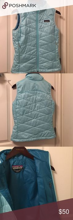 Patagonia Nano puff vest. Excellent condition. Patagonia Tops
