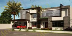 Contemporary, Modern, House Plans, Asia, Houses, House Design, Mansions, House Styles, Home Decor