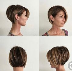 Today we have the most stylish 86 Cute Short Pixie Haircuts. We claim that you have never seen such elegant and eye-catching short hairstyles before. Pixie haircut, of course, offers a lot of options for the hair of the ladies'… Continue Reading → Pixie Cut With Bangs, Short Hair Cuts, Short Hair Styles, Pixie Cuts, Short Pixie Haircuts, Dream Hair, Hair Today, Hair Dos, Pretty Hairstyles