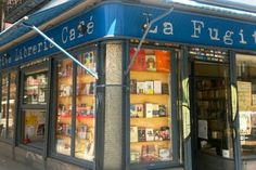 #Librerías Librería La Fugitiva,  Madrid