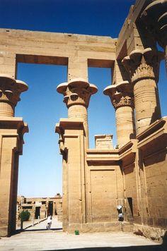 Philae. Egypt