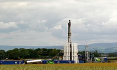 The government's campaign to kickstart a shale gas revolution in Britain received a major boost on Thursday when Centrica joined in by promising to spend up to £160m on a key licence near Blackpool