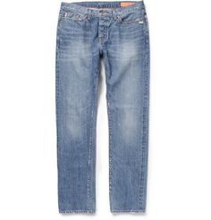 A pair of jeans