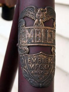 Emblem bicycles | 1919 Emblem Mfg Co 12 | The Online Bicycle Museum