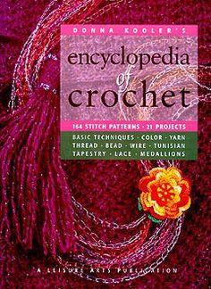 Must-Have Beginner Crochet books