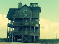 night of rodanthe house in the Outer Banks