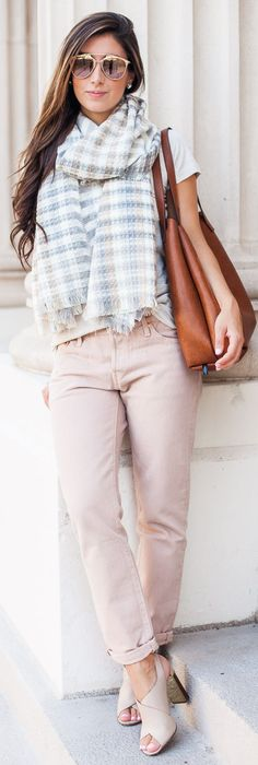 Delicate Pastels Fall Inspo by The Darling Detail
