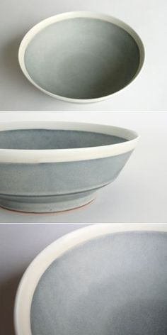 yumiko iihoshi ceramics. [this is porcelain around cone 10. I love the simplicity of the glaze, the satin finish and clean lines]