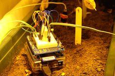 Arduino microgrowery