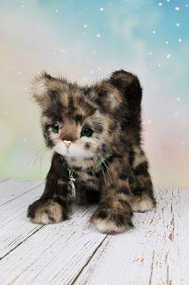 Steffan Teddy Bear: Maru - adopted