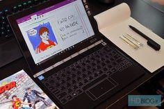 Microsoft brevetta una tastiera cover con display e-paper https://www.sapereweb.it/microsoft-brevetta-una-tastiera-cover-con-display-e-paper/          Abbiamo visto pochi mesi fa un paradigma di dispositivo ibrido tutto nuovo e potenzialmente interessante, con Lenovo Yoga Book. Benché non sia esente da difetti, con i suoi due display – uno dei quali può diventare una tastiera – è impossibile ignorarlo; e l'ultimo...