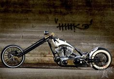 Choppers are cool Custom Choppers, Custom Harleys, Custom Motorcycles, Custom Bikes, Chopper Motorcycle, Bobber Chopper, Motorcycle Design, Harley Bikes, Harley Davidson Motorcycles