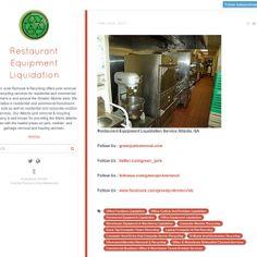 Restaurant Equipment Liquidation Service   Visual.ly