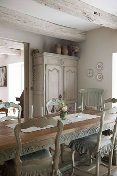 Puerta Hierro Mesa French Farmhouse Decorfrench Country Homesfrench