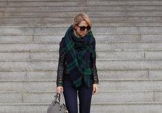 Winter scarf via ejvifreedom.com
