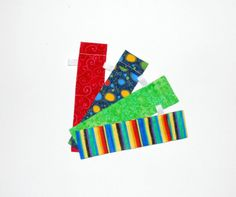 DPN Storage Pocket  Sock Needle Protector  7 inch by MonkeyMuffin
