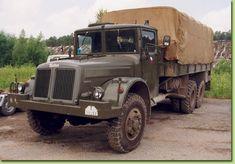 Tatra T-111 6x6  Truck of Czechoslovak army