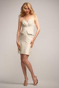 Watters Licorice Bridesmaid Dress | Weddington Way
