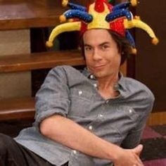 """Tell Us Your Beverage Preferences And We'll Tell You Which """"iCarly"""" Character You Are Spencer Icarly, Jerry Trainor, Haha Funny, Funny Memes, Reaction Face, Mood Pics, Reaction Pictures, Really Funny, I Laughed"""