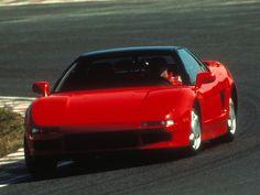 Red NSX
