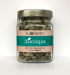 Diktamo. Divine healing herb from Crete (for stomach pain)