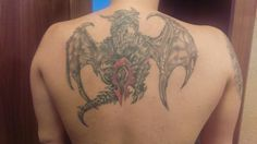 Deathwing tatto