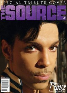 Hip Hop magazine the Source tribute to Prince: