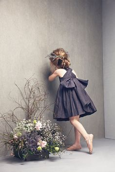 Just amazed. Never thought that I could find such nice dresses for a little princess. By Nellystella. Fashion Kids, Little Girl Fashion, Little Girl Dresses, Girls Dresses, Nice Dresses, Little Fashionista, Kid Styles, Beautiful Children, Kids Wear