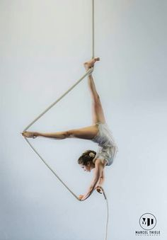 Aerial rope - goals one day! I've never tried the rope!