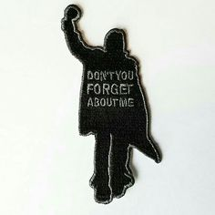 Pins and patches – Lady Dress Designs Cool Patches, Pin And Patches, Iron On Patches, Jacket Patches, Funny Patches, Punk, John Bender, Estilo Rock, Jacket Pins