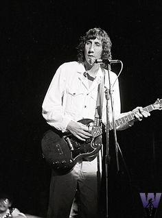 Pete Townshend, Woodstock 1969