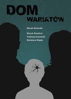 """Popatrz na mój projekt w @Behance: """"Plakat filmowy """"Dom Wariatów"""""""" https://www.behance.net/gallery/57816029/Plakat-filmowy-Dom-Wariatowi"""