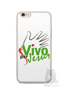 Capa Iphone 6/S Plus Vivo Por Jesus Capa Iphone 6s Plus, 6 S Plus, Capas Samsung, Vivo, Phone Cases, Shopping, Mugs, Log Projects, Phone Case